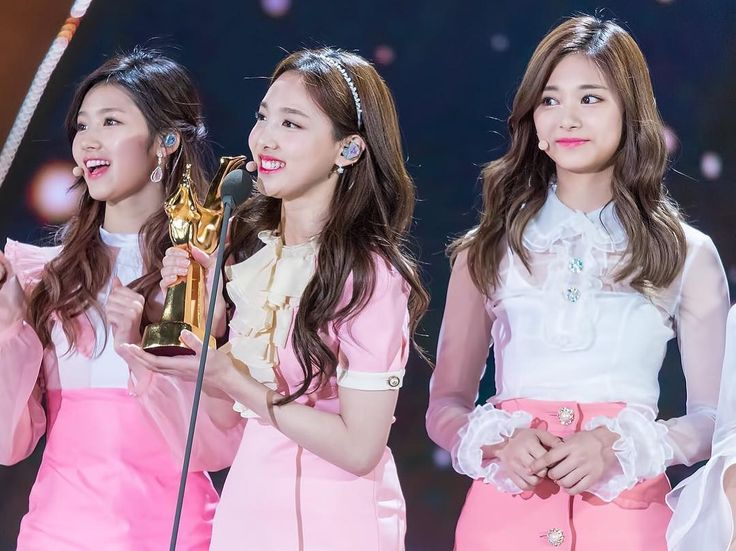 "TWICE TZUYU ""170113 Golden Disk Awards"""