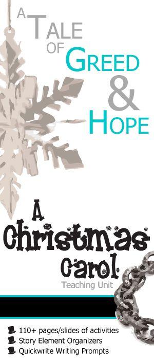 A Christmas Carol (English Coursework)