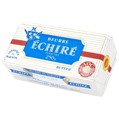 The miniature version of the lovely light Echire butter, beloved by the French and connoisseurs