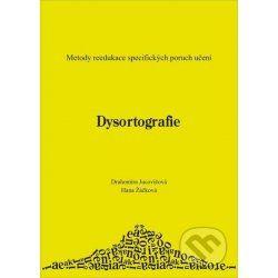 Tip k nákupu: Dysortografie – Jucovičová Drahomíra, Žáčková Hana. Stručná a přehledná brožura o tom, co je dysortografie a jak s ní pracovat.