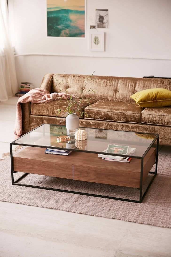 Small Spaces Are No Match For These Coffee Tables With Secret Storage Compartments Coffee Table Decor Home Decor [ 1092 x 728 Pixel ]