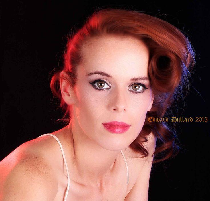 An Irish redhead. by EDWARD DULLARD on 500px