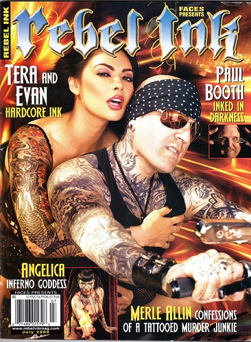39 best images about newsstand on pinterest for Best tattoo magazine