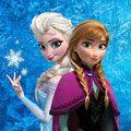 Desenhos para colorir e pintar: Frozen