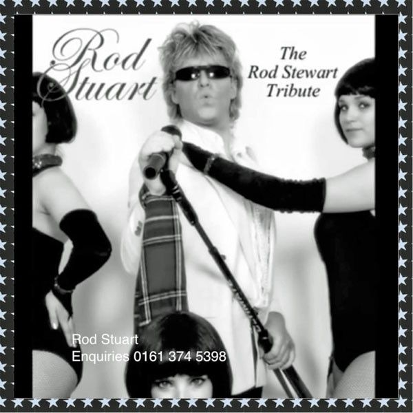 Shut your eyes and you'll believe you're listening to Rod himself. Available for parties, restaurants, weddings and most occasions. Rod Stuart is without doubt the finest Rod Stewart Tribute Artiste there is. Not only is he an uncanny lookalike he is also a... #fantastic #lookalike #rodstewart