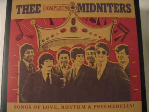 ▶ Thee Midniters- Love Makes Me Do Foolish Things - YouTube