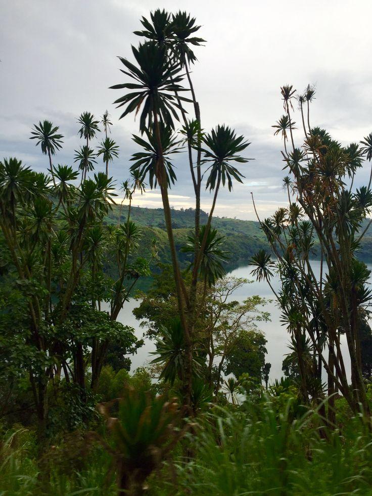 Ndali Lodge view, Uganda