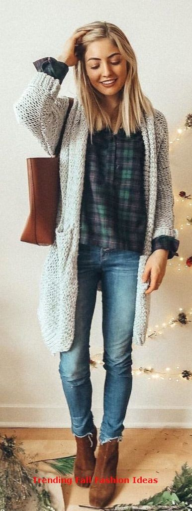 50 Herbst-Outfit-Ideen im Trend – Trendy Fashion Trends
