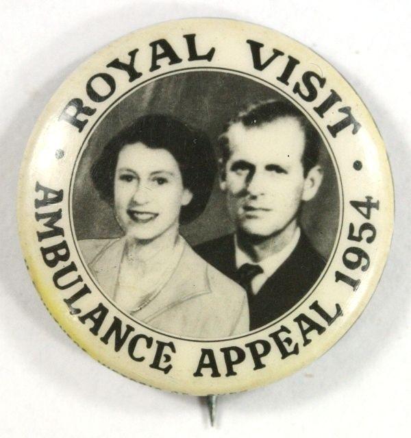 1954 Royal Visit Ambulance Appeal