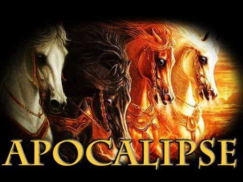 OS 4 CAVALEIROS DO APOCALIPSE (HISTORY CHANEL, NOTICIARIOS, EXÉRCITOS, P...