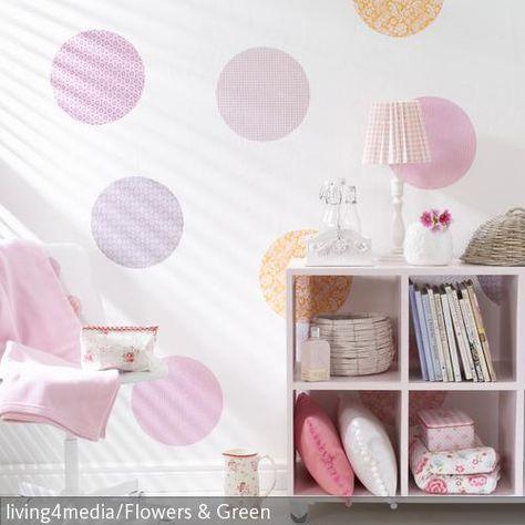 9 best Mädchen Träume auf Tapeten images on Pinterest Wall - tapeten bordüren wohnzimmer