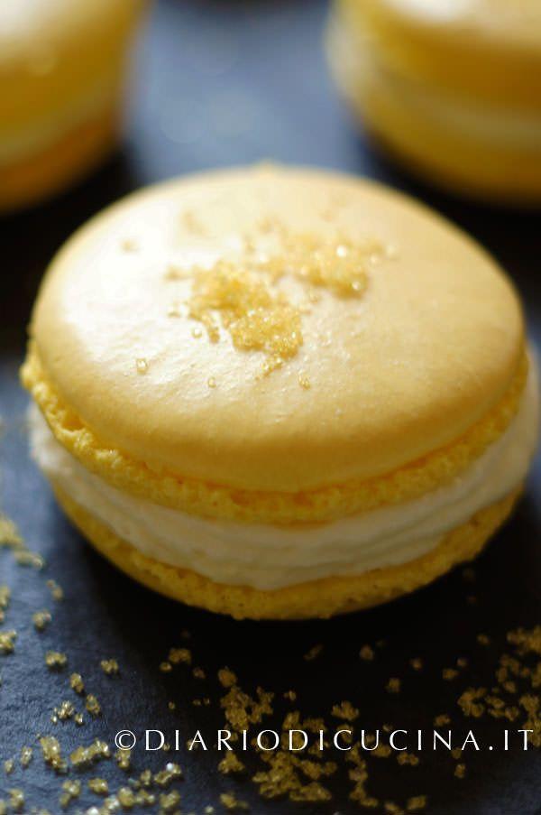 Ricetta Macarons Frances