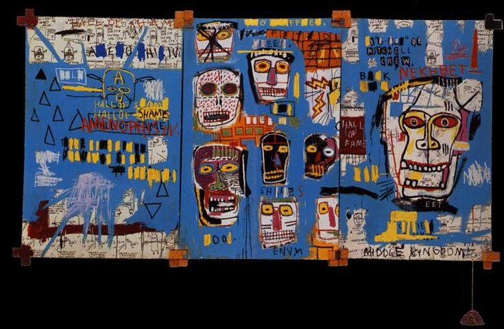 1983 Mitchell Crew - Jean-Michel Basquiat