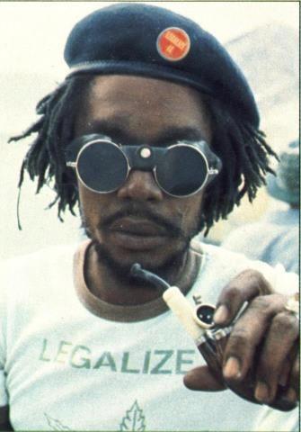 Peter Tosh o Homem do Reggae.
