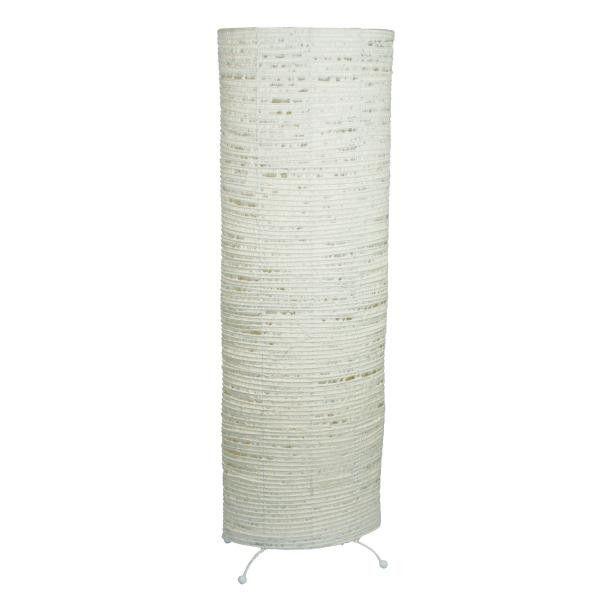 Moora White Paper Floor Lamp – Luminous Lamps