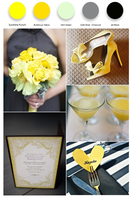 Classy & Sophisticated Yellow