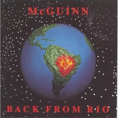 Back From Rio [Audio Cassette] Roger McGuinn