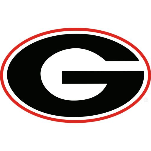 Georgia Bulldogs Logo Giant Officially Licensed
