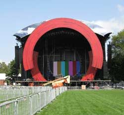 Firehouse Productions And JBL Help Global Citizen Festival Raise Poverty Awareness - Pro Sound Web