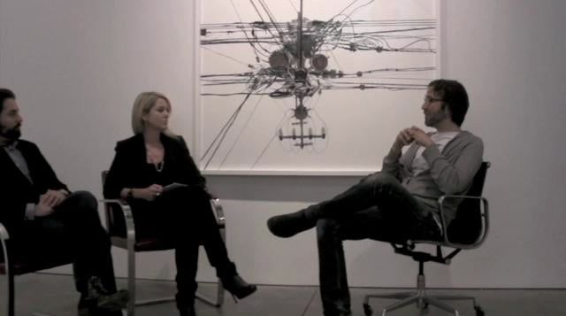 Andreas Gefeller interviewed by gallery partners Sarah Hasted and Joseph Kraeutler on the occasion of his exhibition, The Japan Series, from March 31 - May 14, 2011. Video by Keith Coleman.