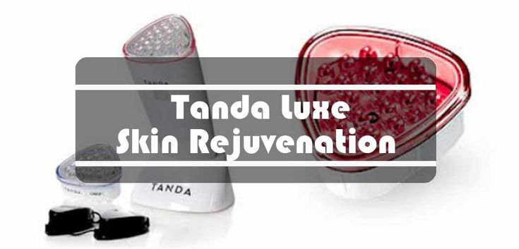 Tanda Luxe Skin Rejuvenation Photofacial Device