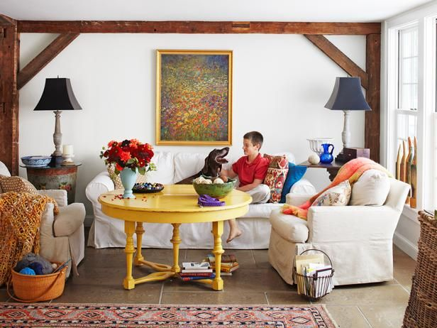 Kid-Friendly Home Decorating : Decorating : Home & Garden Television