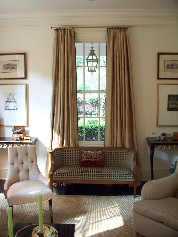 greesons living room in charlotte ncinterior design meyer greeson - Charlotte Nc Interior Designer