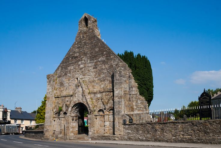 Roscrea St. Cronan's Romanesque Church