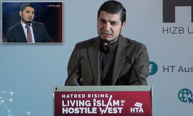 Islamist group Hizb ut-Tahrir says there will be a war