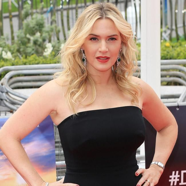 "Kate Winslet won't use Botox and insists her wrinkles as here to ""stay""."