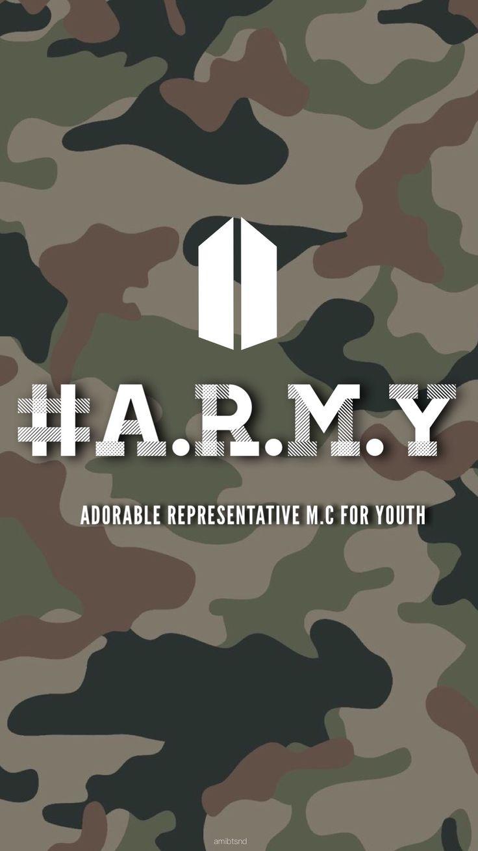 BTS ARMY WALLPAPER