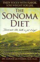 Sonoma Diet Food Lists