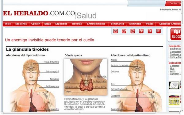 Malattie della tiroide, cure naturali (video pillole)