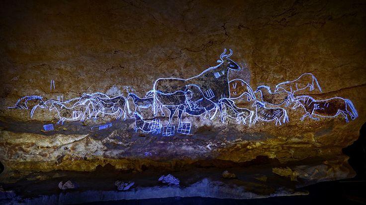 特別展「世界遺産 ラスコー展 〜クロマニョン人が残した洞窟壁画〜」