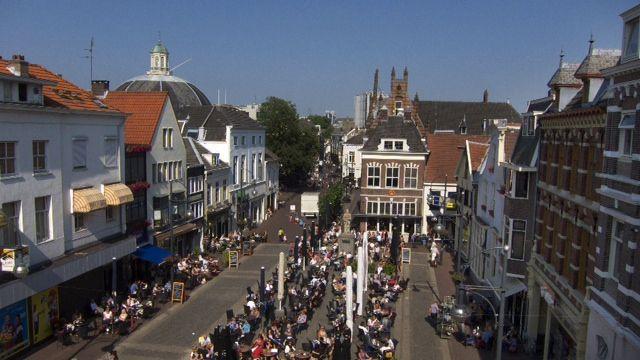 Jansplaats Binnenstad Arnhem
