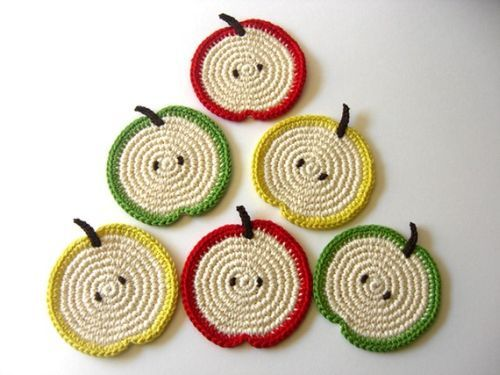 Opções de Artesanatos de Crochê para Cozinha