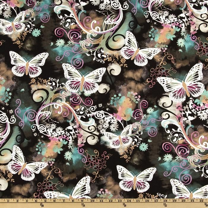 X-Ray butterflies by Julie M.