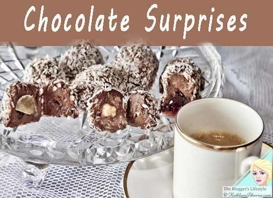 Chocolate Surprises - make a gift that is appreciated
