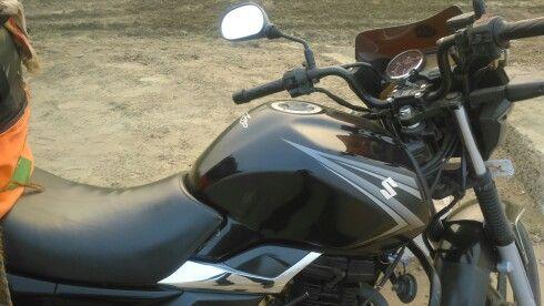 Rider's pride...
