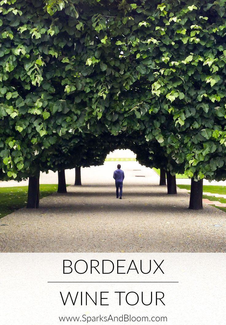 Bordeaux wine tour | Sparks and Bloom #wine #winetour #winelove #tour #bordeaux #medoc #chateau #frenchwine #francais #tourneevignoble #vignoble #france #vinfrancais #vin #travel #voyage #explore #explorecanada #canada #vancouver #quebec #views #bucketlist #traveling #voyager #Sparksandbloom