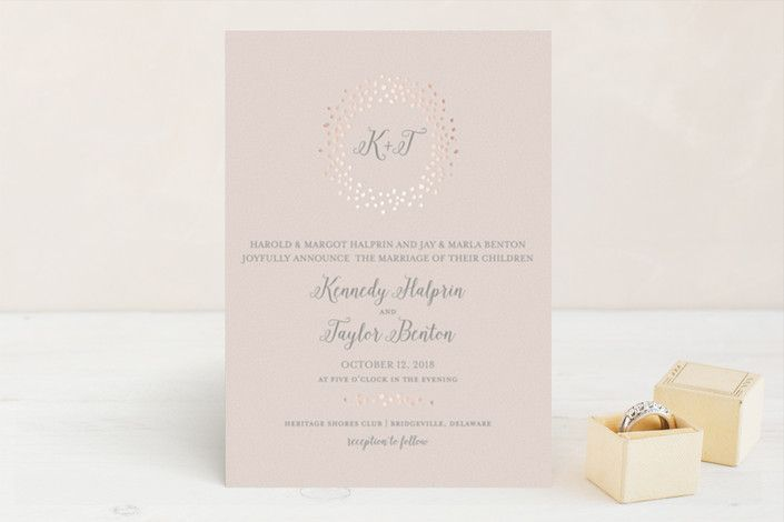 20 best MINTED images on Pinterest Card wedding, Marriage - fresh invitation unveiling wording