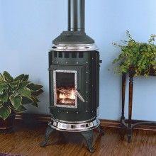 Parlour Direct Vent Gas Stove  16k low BTU output