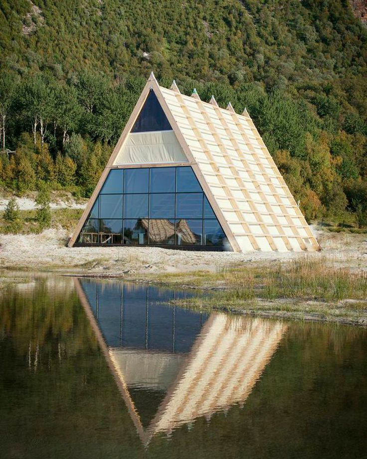 world's largest sauna opens on an arctic beach at SALT festival in norway