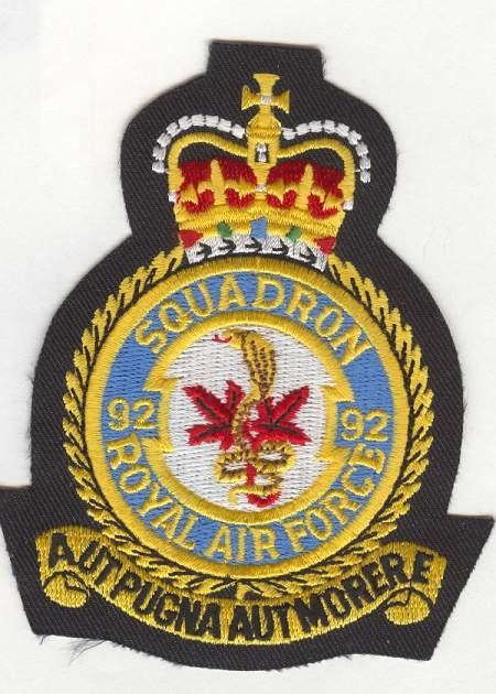 RAF-92Sqn