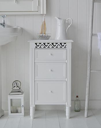 bathroom cabinets and storage furniture wide range of sizes and styles of freestanding units the westport white bathroom cabinet with drawers - Bathroom Cabinets 30cm Wide
