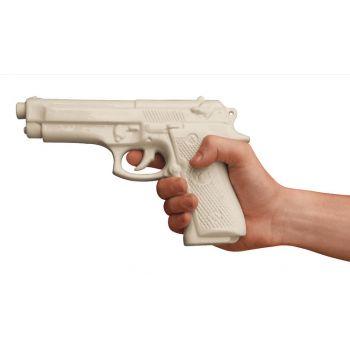 La Mia Pistola - Pistolet En Porcelaine - Collection Memorabilia  - Seletti