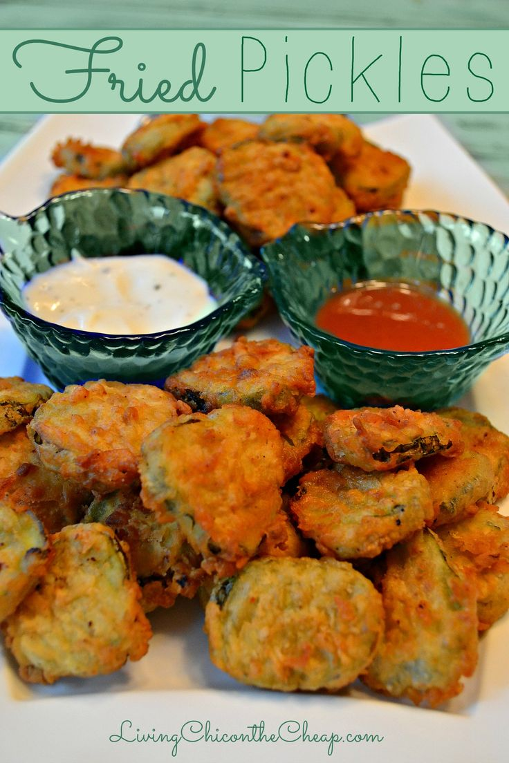 Here is a super easy recipe for Fried Pickles! It is one of my favorite appetizers. If you want great fried pickles the key is to start with a great pickle.