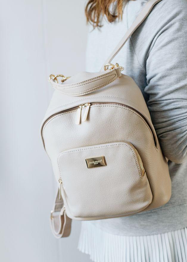 Gorgeous cream bag