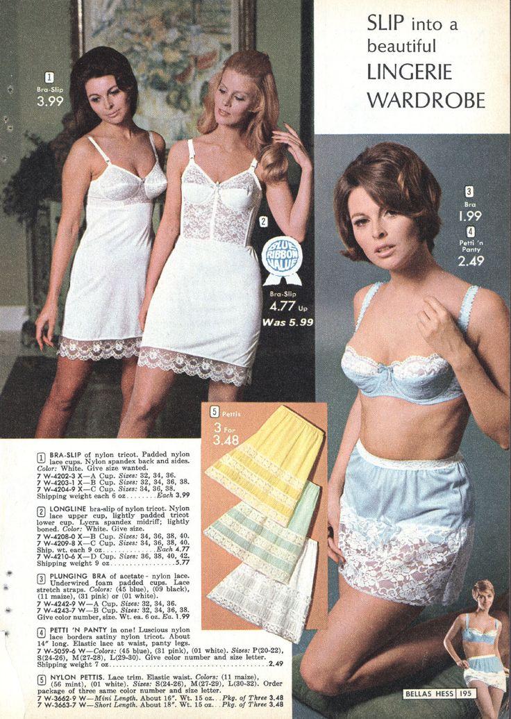 1960s lingerie NO.1.i