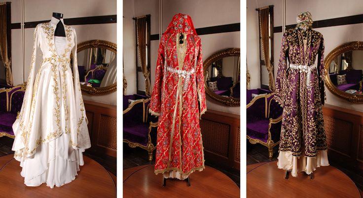 Ottoman Empire - Kaftan for Woman